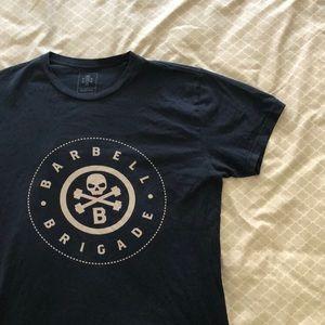 Barbell Brigade (Original logo) T-shirt